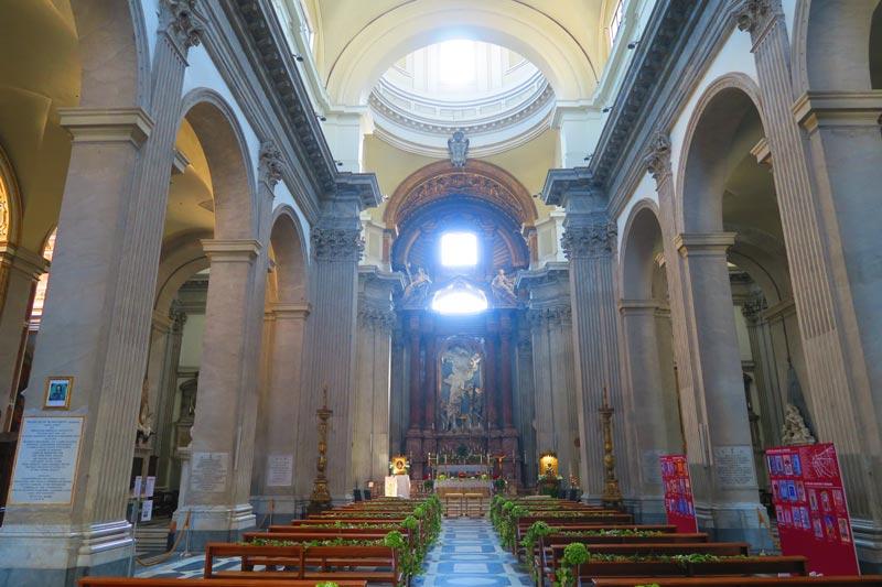 San Giovanni Battista dei Fiorentini. Rome church