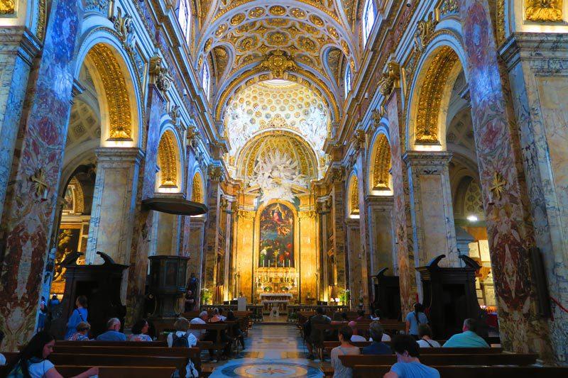 San Luigi dei Francesi - Roman church