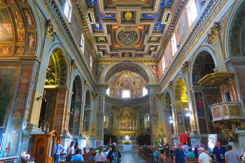 San Marcello al Corso Church - Rome