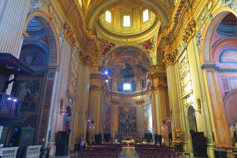 Sant'andrea Della Valle - Rome church
