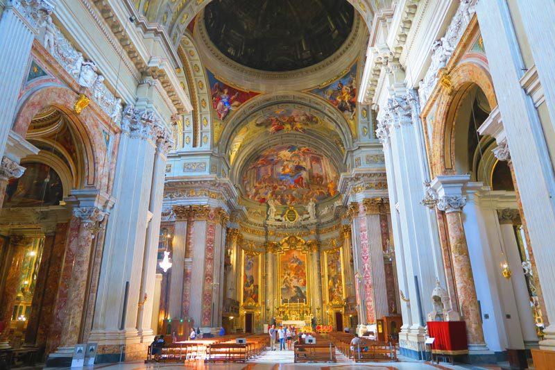 Sant' Ignazio di Loyola - Rome Church