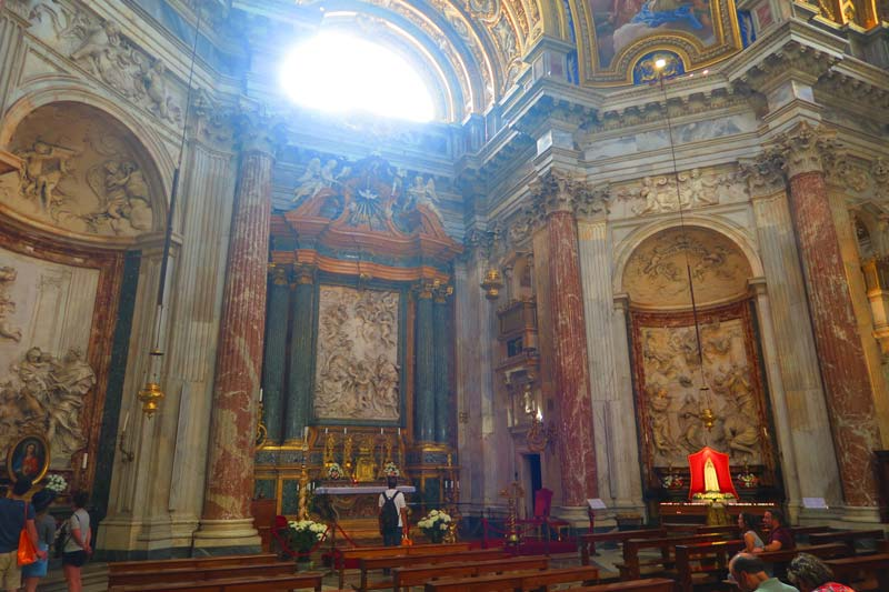 Sant'Agnese in Agone - Piazza Navona Church - Rome