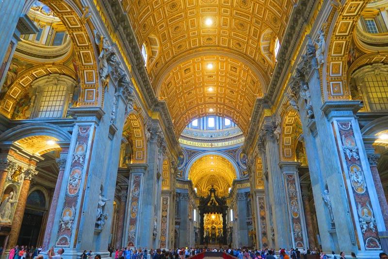 St. Peter's Basilica- Vatican - Rome