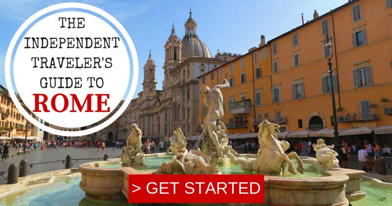 The-Independent-Traveler's-Guide-to-Rome