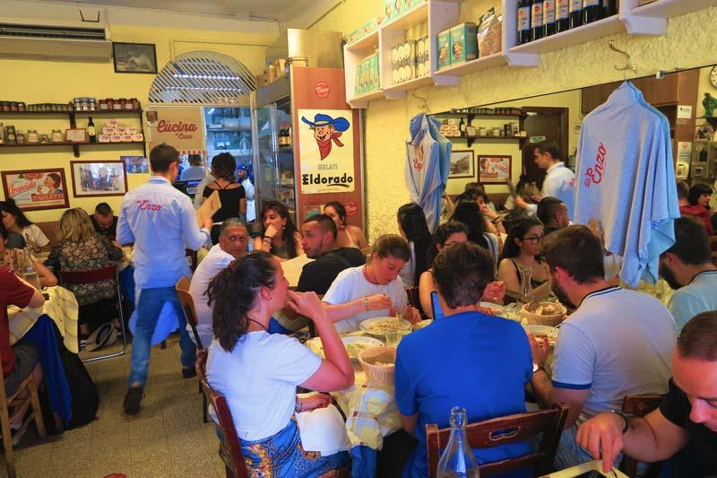 Trattoria Da Enzo al 29 - Trastevere Restaurant - Rome