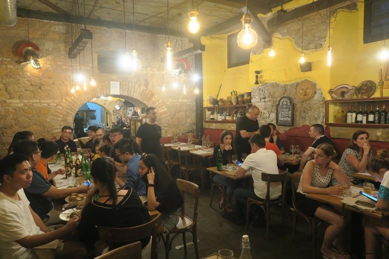 Trattoria Vecchia Roma - Rome best Restaurant