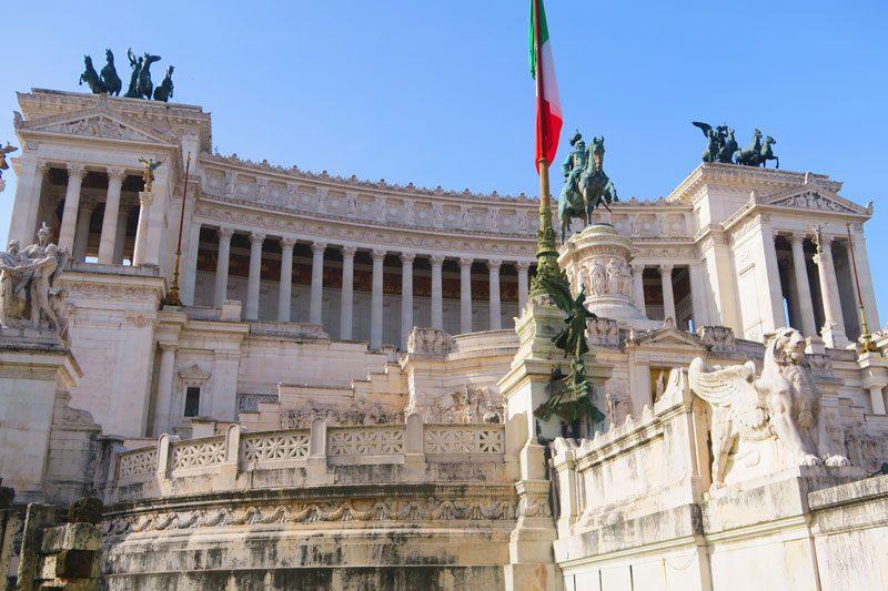 Vittorio Emanuele II Monument - Rome