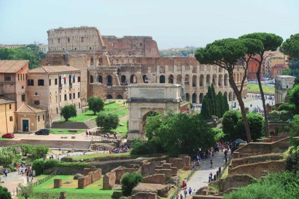 5 Days in Rome Sample Itinerary - post cover