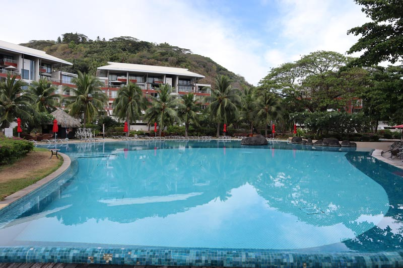 Pearl Beach Resort Tahiti French Polynesia - pool