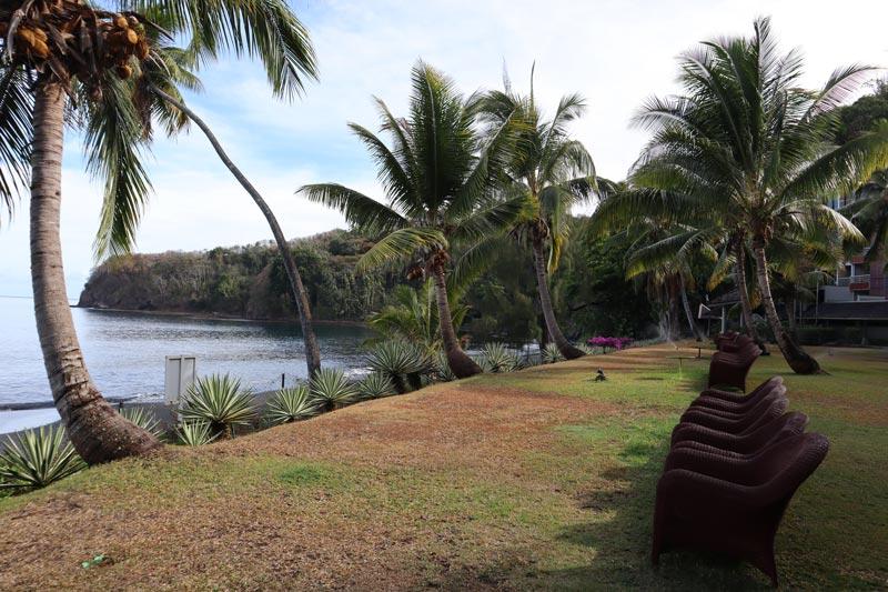 Pearl Beach Resort Tahiti French Polynesia - view of beach