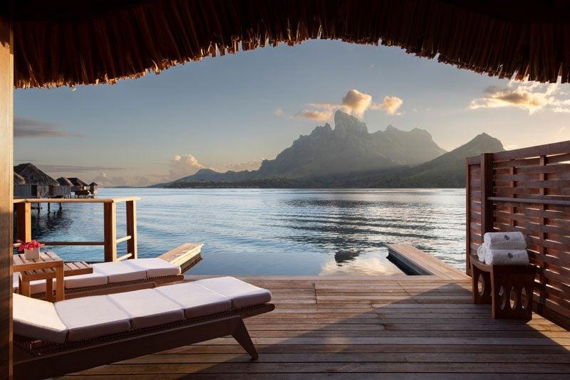 Four Season Resort Bora Bora 1