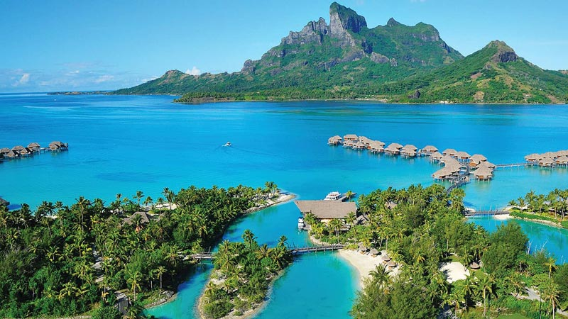 Four Season Resort Bora Bora 2