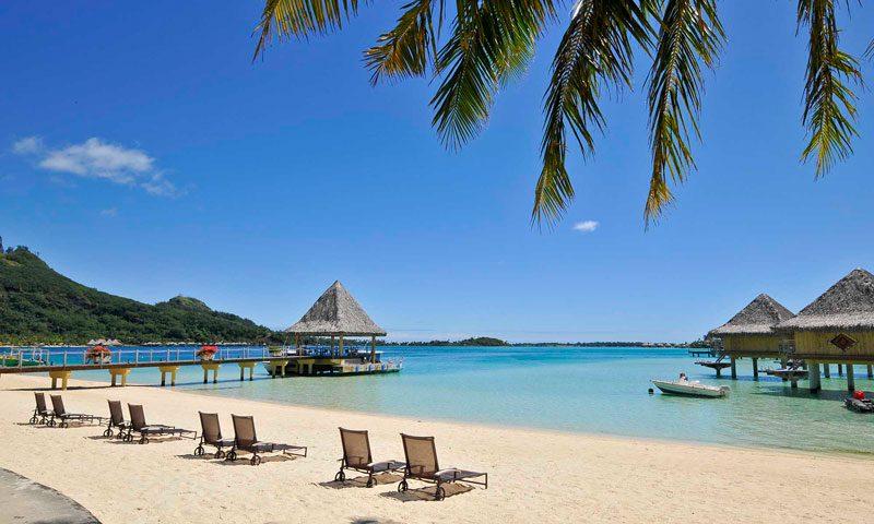 Intercontinental Le Moana Resort Bora Bora 1