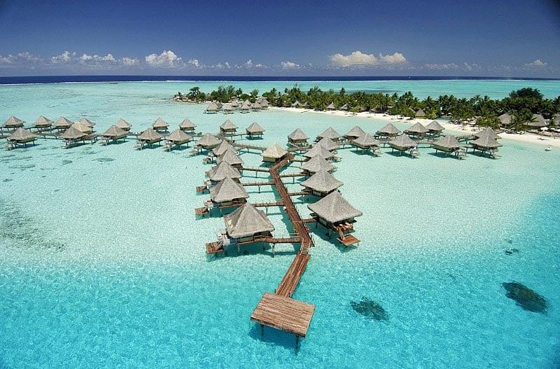 Intercontinental Le Moana Resort Bora Bora 2