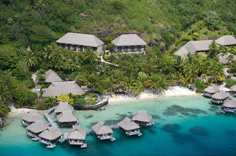 Maitai Polynesia Resort Bora Bora