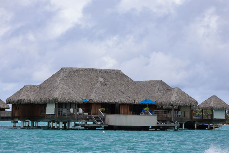 St Regis ResortBora Bora 2