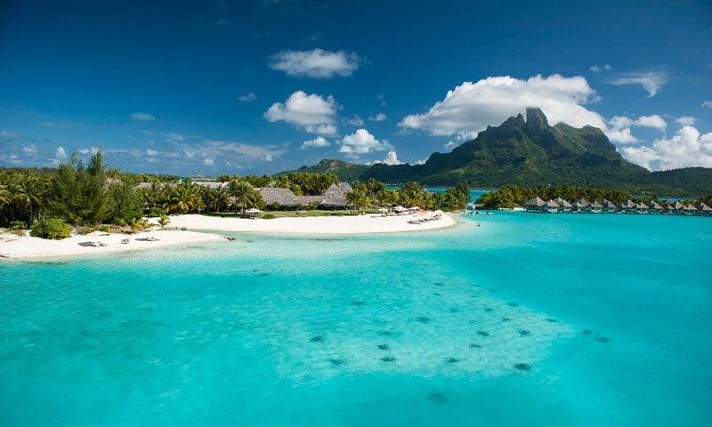 St Regis ResortBora Bora 3