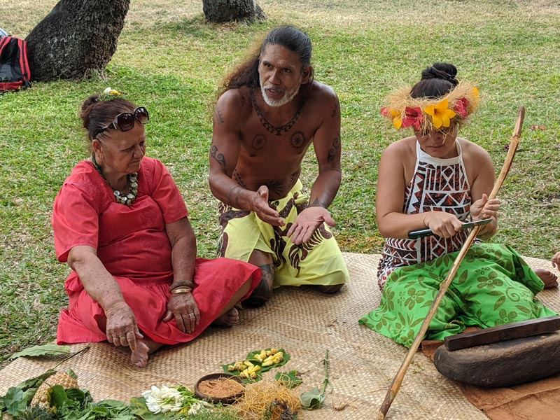 Teuai Olivier Lenoir - Tahiti French Polynesia