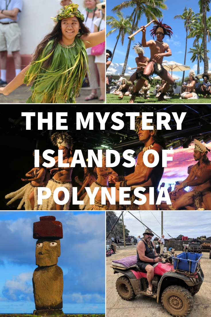 The Mystery Islands of Polynesia