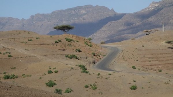 desert in ethiopia