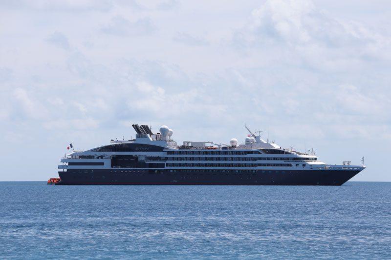 le boreal ponant cruise ship