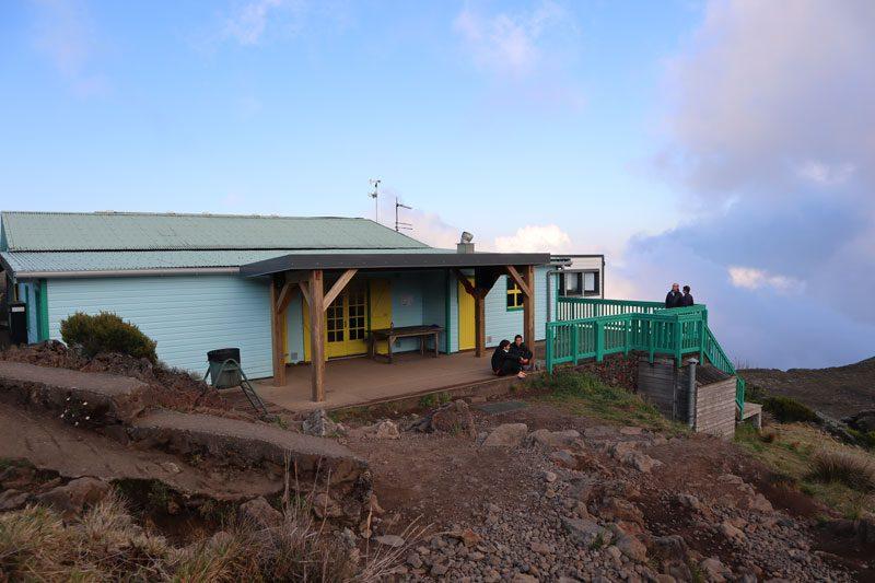 Gite de la Caverne Dufour - Piton des Neiges overnight cabin - Reunion Island