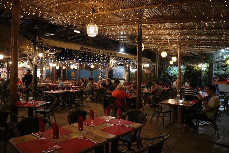 La Bonne Marmite - Reunion Island creole restaurant