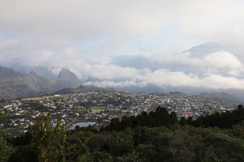 La Roche Merveilleuse Scenic Lookout - Reunion Island