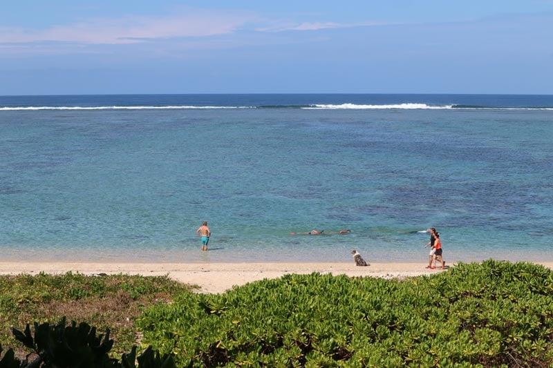 La Villa de la Plage - Reunion Island - beach