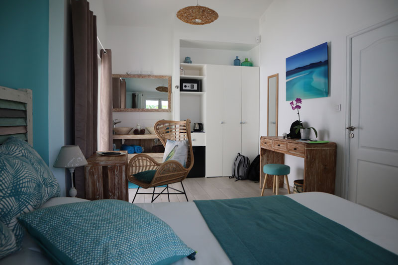 La Villa de la Plage - Reunion Island - room interior