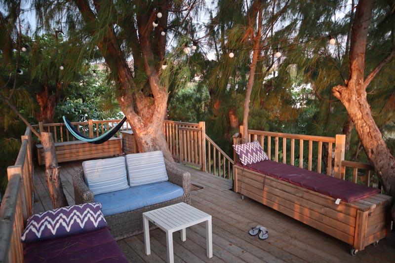 La Villa de la Plage - Reunion Island - tree house
