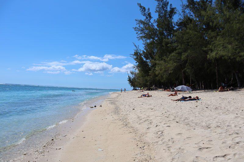 Plage de L'Hermitage - Reunion Island best beaches