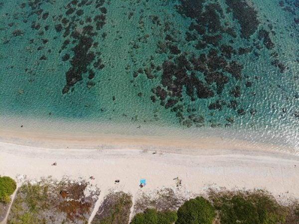 Plage de la Salines - Best beach in Reunion island