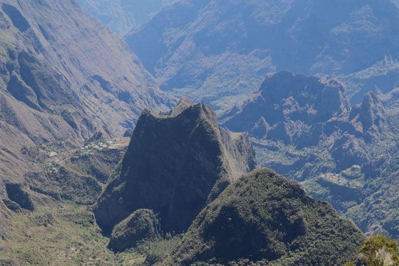 Sentier de Roche Plate - Reunion Island hike