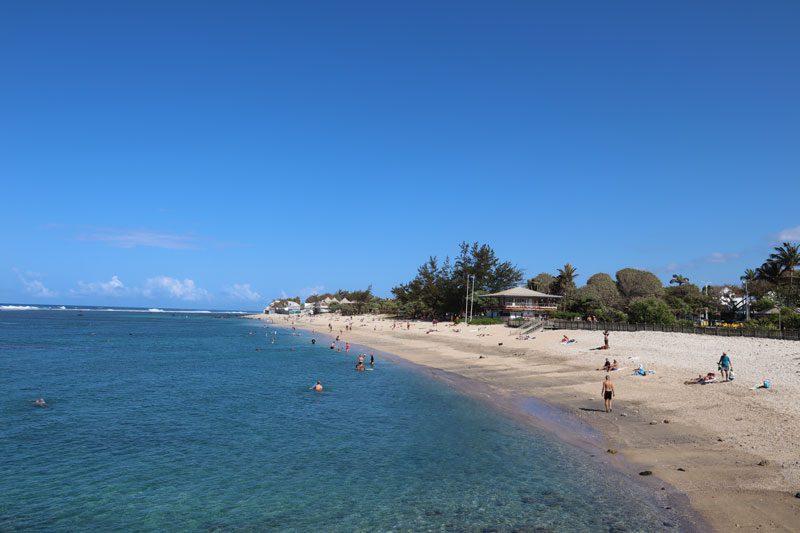 St Pierre beach - Reunion Island