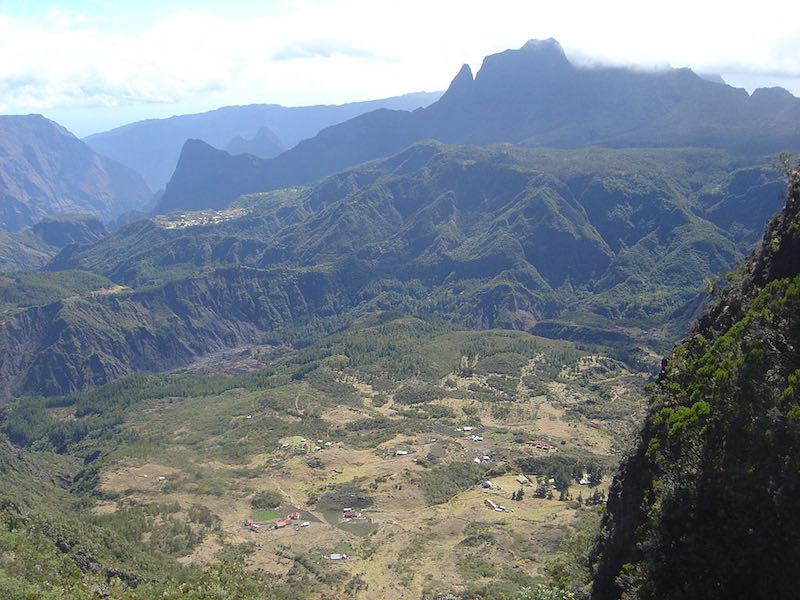 Cilaos to Marla  - best hikes in reunion island by David.Monniaux
