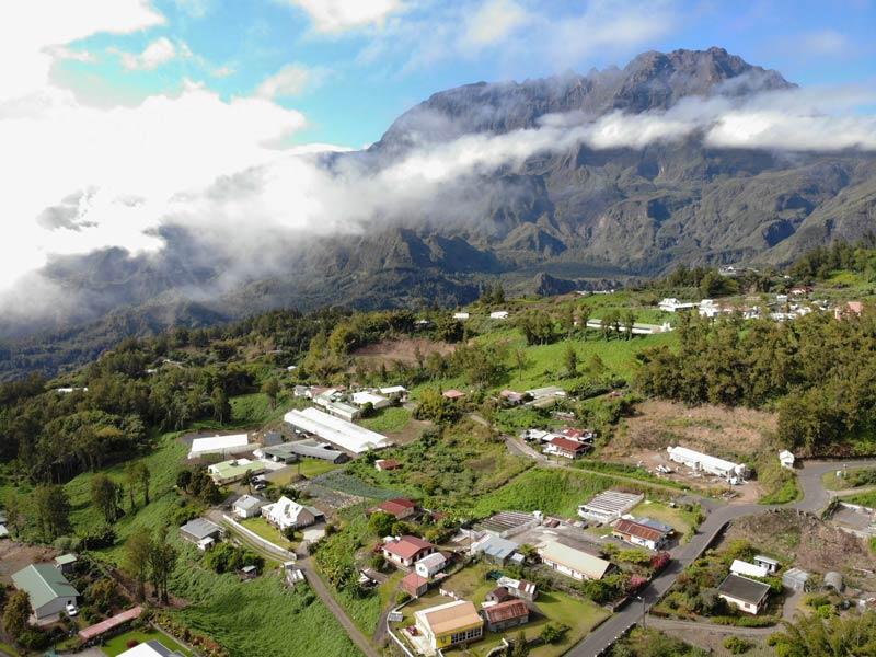 Grand Ilet - Cirque de Salazie - Reunion Island