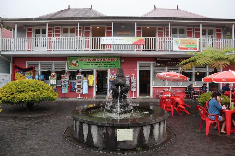 Hell-Bourg - Cirque de Salazie - Reunion Island