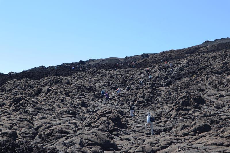 Hike to Dolomieu Crater - Piton de la Fournaise - Reunion Island