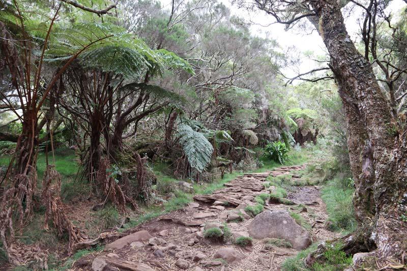 Hike to La Nouvelle - cirque de Mafate - Reunion Island