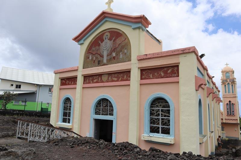 Notre Dame des Laves - Reunion Island