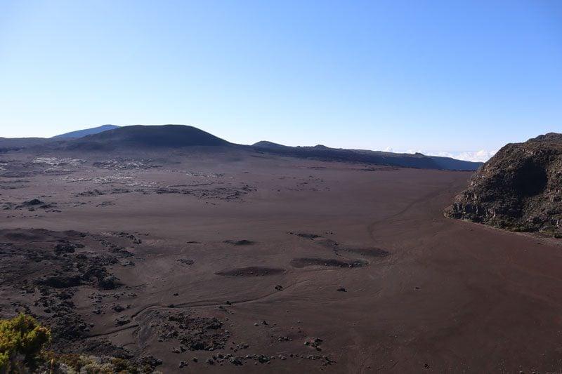 Pas de Sables scenic lookout - Reunion Island