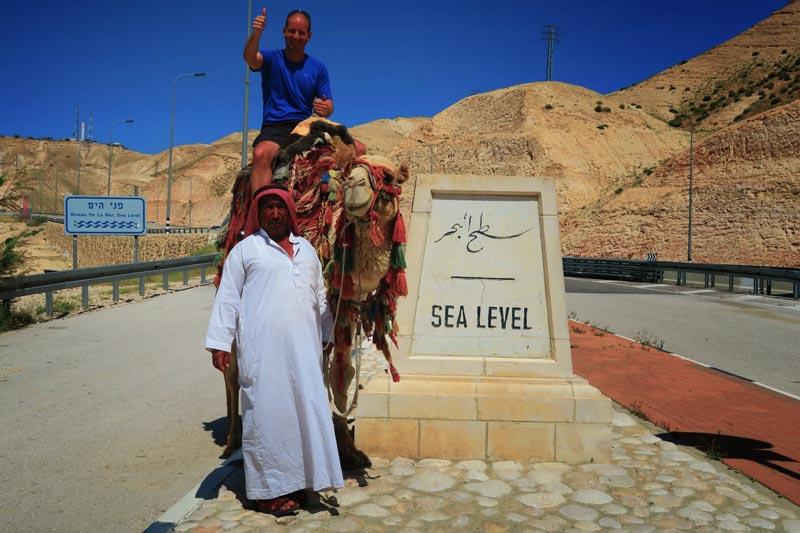 Sea level - Israel
