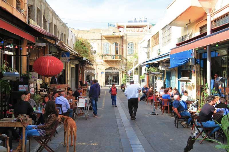 Jaffa Tel Aviv Flea Market - Israel