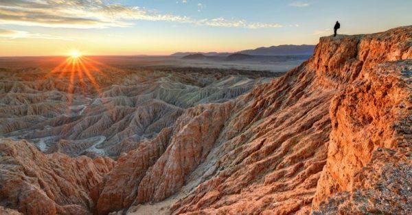 Anza Borrego Desert San Diego County