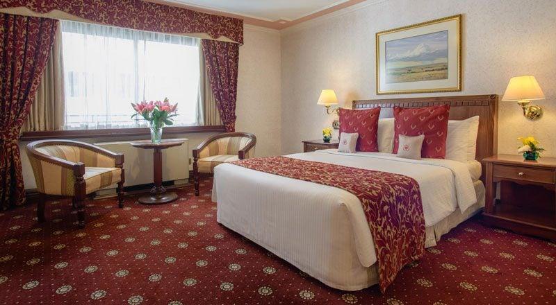 sarova stanley hotel - nairobi kenya - room