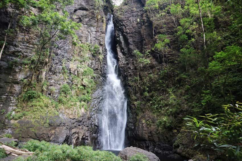 Fautaua Waterfall - Tahiti Hike - French Polynesia