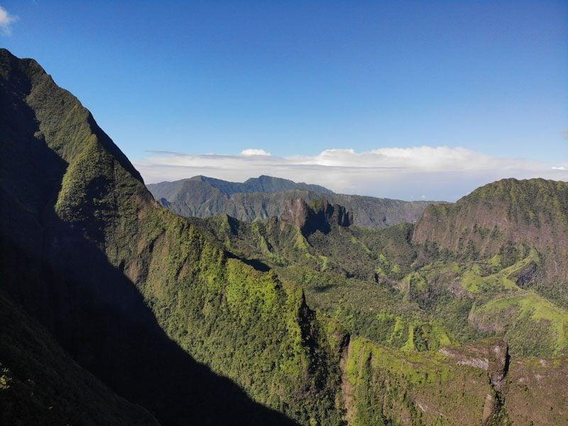 Mount Aorai Hike - Tahiti - French Polynesia - diademe
