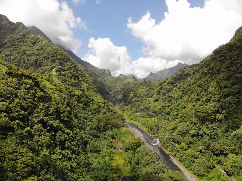 Papenoo Valley - Tahiti - French Polynesia