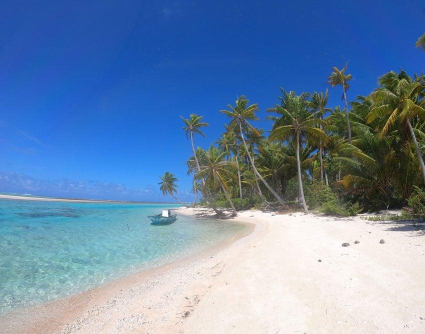 wild beach - ninamu resort - tikehau - frech polynesia